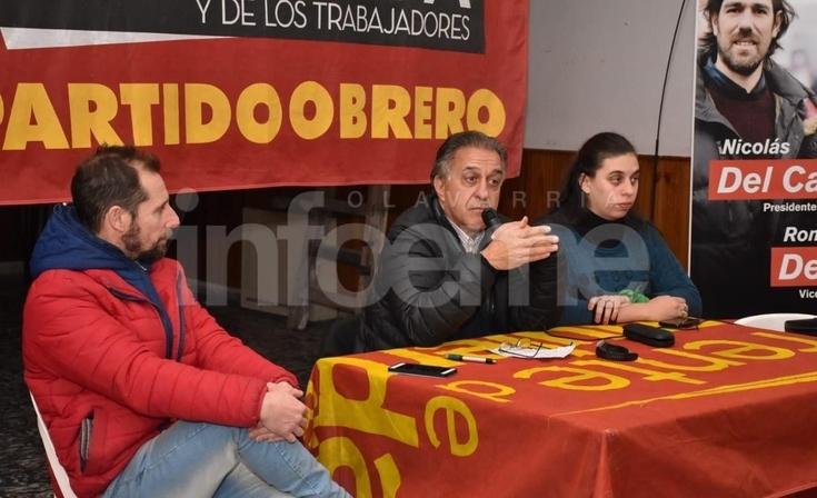"""Néstor Pitrola: """"Hay una bolsonarización de la campaña política"""""""