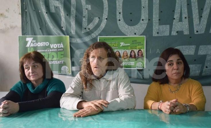 Elecciones de ATE: en Olavarría se impuso la lista Verde Anusate