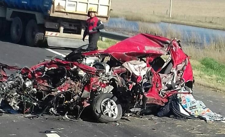 Se conocieron más detalles del fatal accidente en Gorchs