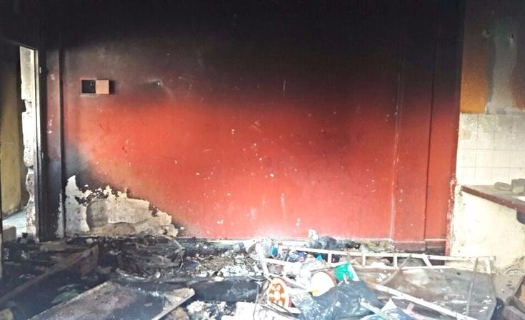 Se incendió un departamento en barrio Independencia: tres menores hospitalizados