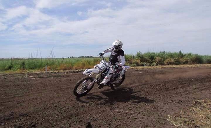Buena participación olavarriense en el Campeonato de Motocross