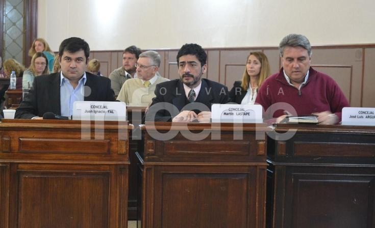 Tras el receso, sesionó el Concejo Deliberante