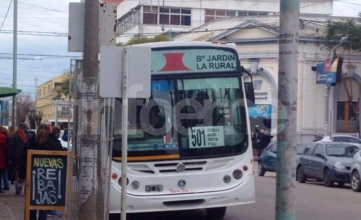 Comenzaron a pagar los sueldos a ex choferes de Nuevo Bus