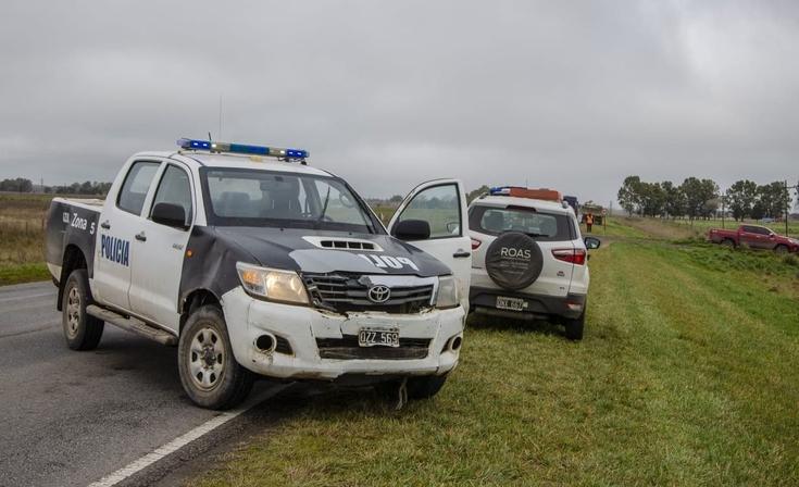 Ruta 51: Camionero sierrabayense involucrado en un trágico hecho vial