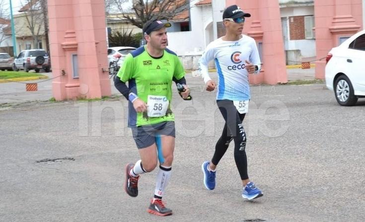 Muchos podios olavarrienses en la Ultramaratón de Bolívar