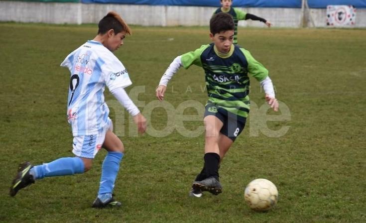 Dos nuevos campeones en el fútbol de Inferiores
