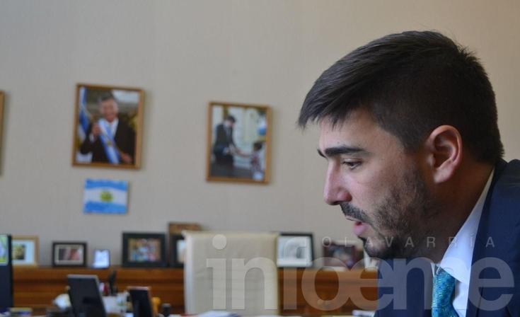 """Ezequiel Galli: """"Quiero que la gente me vuelva a elegir"""""""