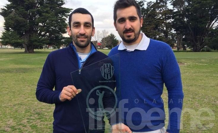 Bernardo Ressia otra vez ganador del Memorial Rafael Stefano