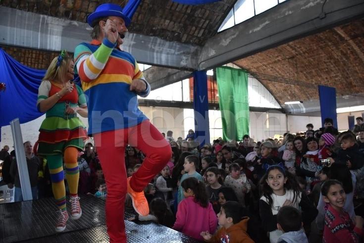 El festejo del Día del Niño, en imágenes