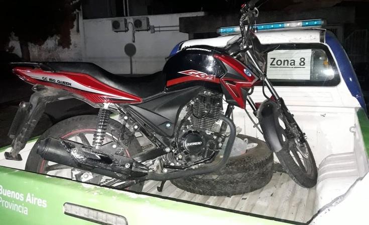 Secuestran motos en operativos de saturación