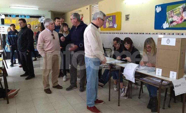 #Olavarríavota: mirá cómo se votó en tu mesa