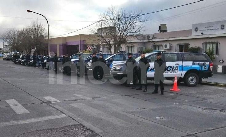 Nuevos operativos preventivos de la policía Federal