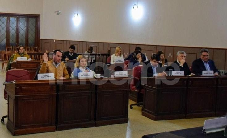 Sesionó el Concejo y se aprobaron todos los proyectos por unanimidad