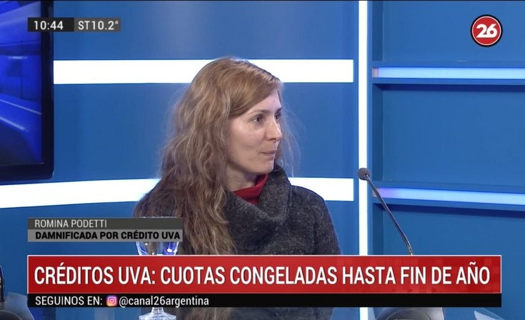 """Autoconvocados UVA en medios nacionales: """"El congelamiento no nos sirve"""""""