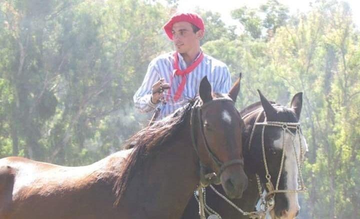 Tandil: jinete en grave estado tras sufrir patada de su caballo