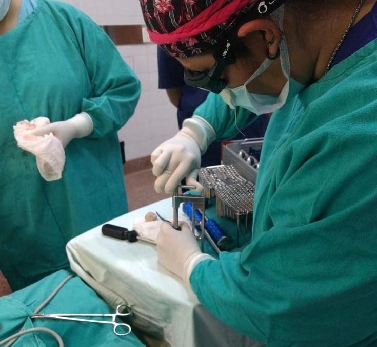 Accidente Ruta 226: Destacan la labor de los médicos en una complicada operación