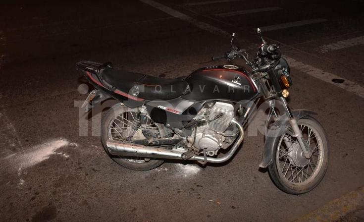 Un hombre herido de consideración al ser atropellado por una moto