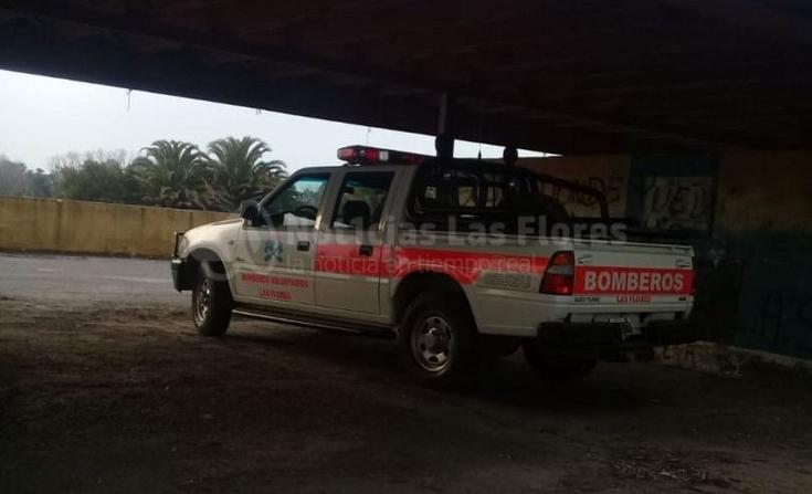 Insólito: se robaron una camioneta de Bomberos Voluntarios