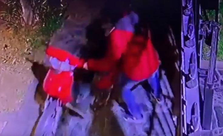 Le robaron la moto y decidió viralizar el video