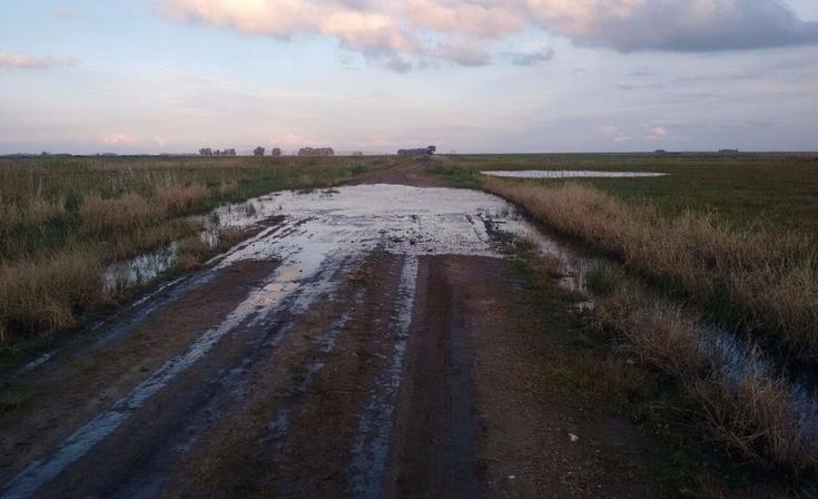 """""""En agosto ya habíamos superado el registro de lluvias de la media anual"""""""