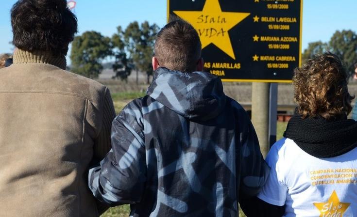 Pintarán una Estrella Amarilla en cercanías de Espigas