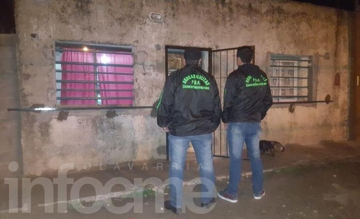 Secuestraron cocaína y dinero en efectivo tras un allanamiento