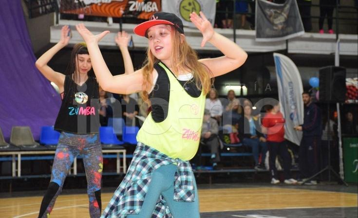 Mami's Gym: pasó una nueva edición con el Maxigimnasio repleto