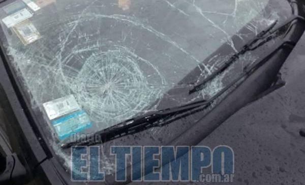 Azul: Cuatro jóvenes atropellados a la salida de una fiesta