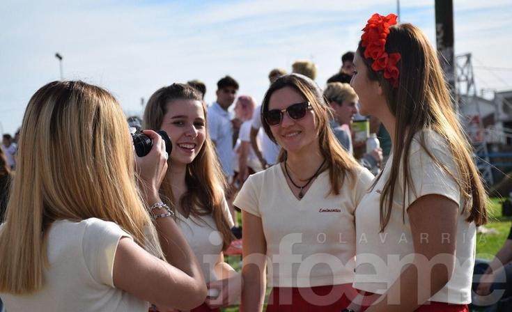 Los festejos del Día de la Primavera en fotos