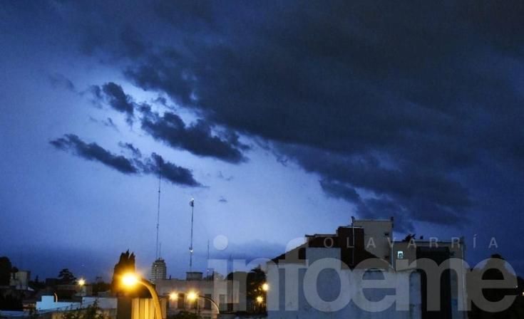 Rige un nuevo alerta meteorológico por tormentas