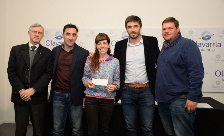 Se entregaron 7 nuevos microcréditos a emprendedores locales