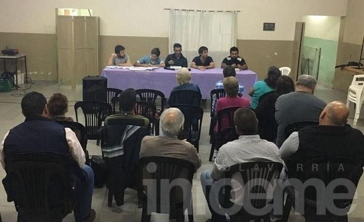 Convocan a la Junta Vecinal del barrio Trabajadores