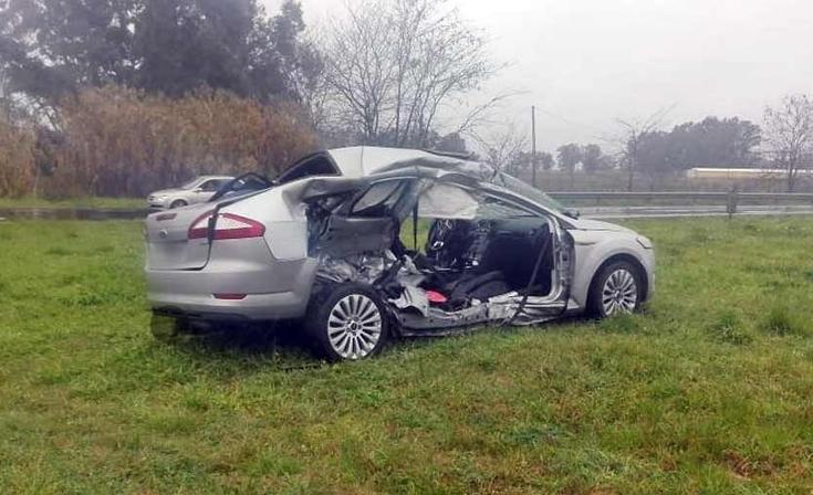 Fatal accidente en Ruta 3: murió un tandilense