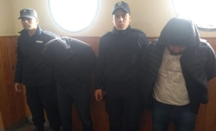 En Azul detuvieron a cuatro asaltantes que estarían vinculados con hechos locales
