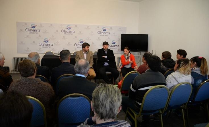 El Intendente acordó la creación de la Mesa de Integración Comunitaria