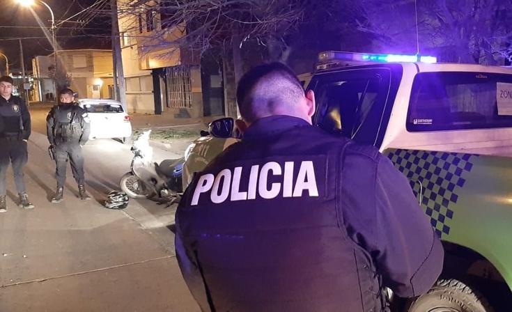 """Secuestran varias motos en """"operativo de saturación"""""""