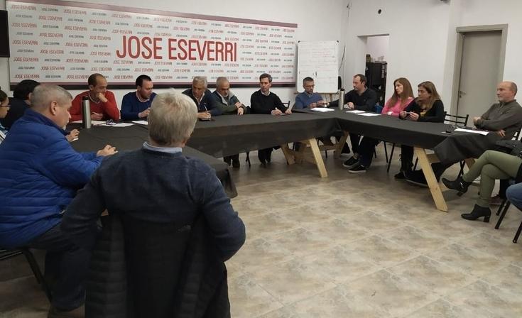"""Eseverri se prepara para el debate: """"Quedará claro quien tiene un proyecto para el futuro de Olavarría"""""""