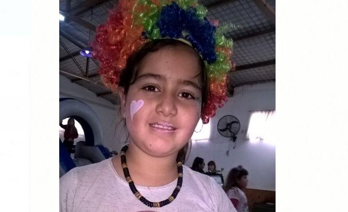 Mucha alegría en el festejo de la niñez en barrio Amparo Castro