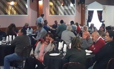 Encuentro de Jubilados y Pensionados municipales