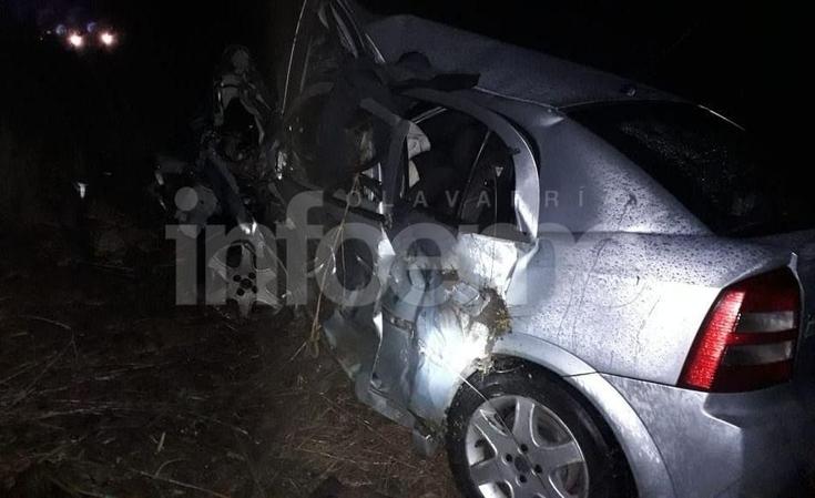 Ruta 51: Más imágenes del fatal accidente