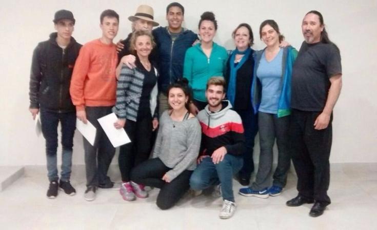 El Ballet Folklórico Municipal se capacitó en Tapalqué