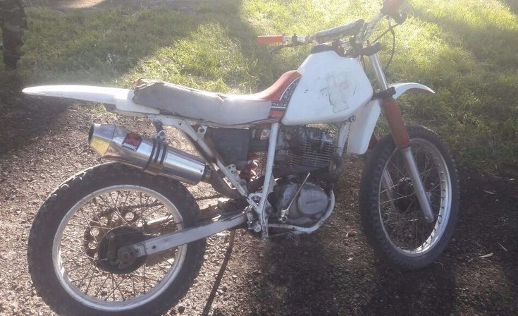 Aprehenden a joven en Azul y le secuestran una moto robada en Olavarría