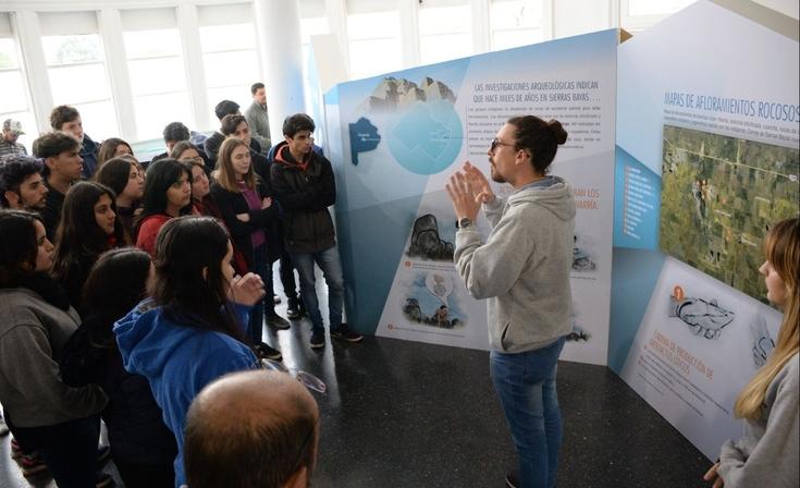 """Más de 1000 personas visitaron """"ADN: Olavarría, Raíces Mineras"""""""