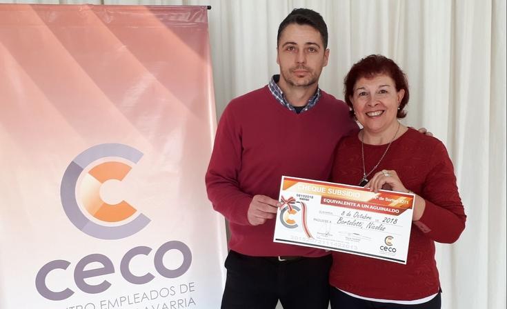 Se conocieron a los nuevos ganadores de los sorteos del CECO