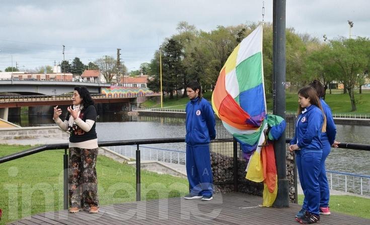 Imágenes del acto por el Día de la Diversidad Cultural