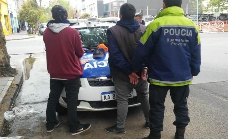 Atraparon en Mar del Plata a un joven que robó en nuestra ciudad
