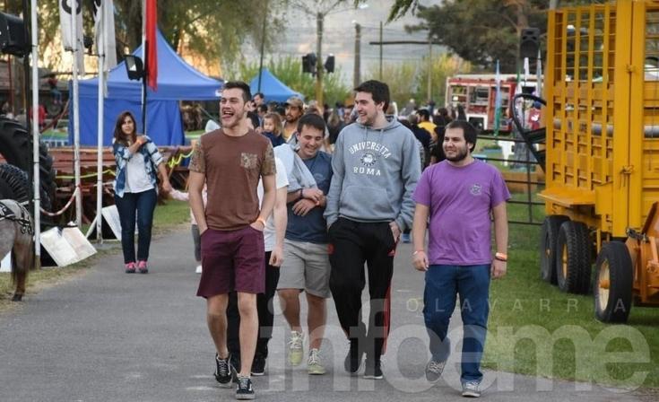 Viví en imágenes el segundo día de la Expo Olavarría