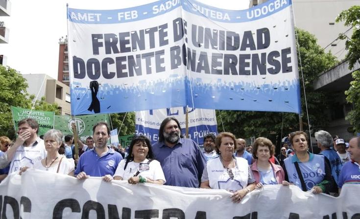 """El FUDB y estatales piden la actualización mensual de la """"cláusula gatillo"""""""