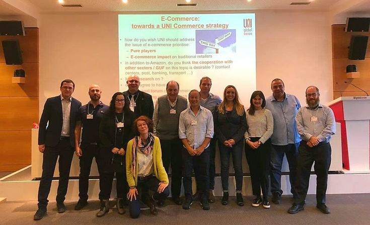 Santellán participó en un encuentro sobre comercio electrónico en Suiza