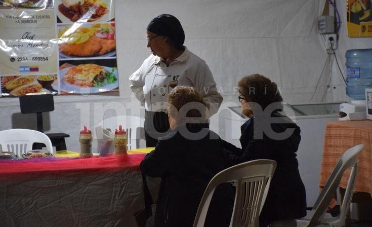 Arrancó oficialmente el Mercado de Sabores en Olavarría